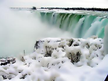 #32 Niagara Falls smart blur