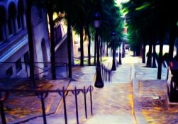 Montmartre Steps... Paris