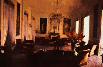 A Sitting Room in Napoli