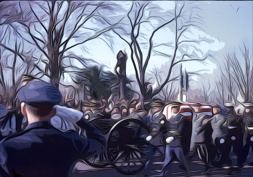 #49 President Kennedy's Funeral Procession