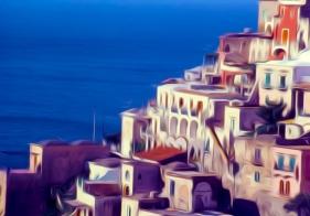 Afternoon on the Amalfi Coast