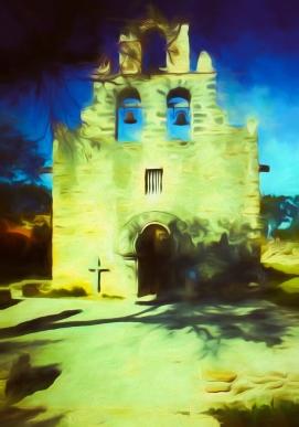 #55 Mission San Francisco De La Espada