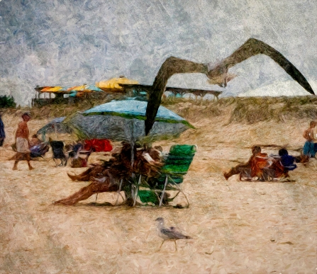 #56 The Beach