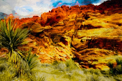 #81 Red Rock