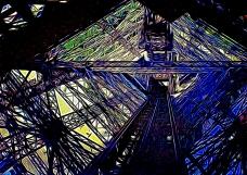 143 Inside Eiffel's Tower